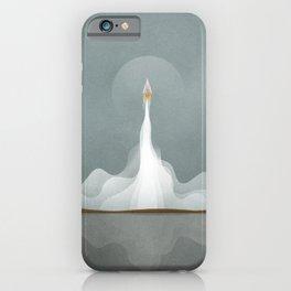 Space Elevator iPhone Case