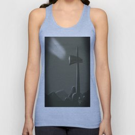 Inspired Cross Unisex Tank Top