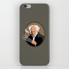 Hegel is a pussy iPhone & iPod Skin
