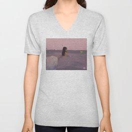 lost mermaid Unisex V-Neck