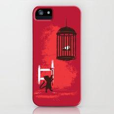 paint my way up Slim Case iPhone (5, 5s)