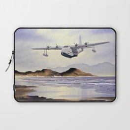 Short Sunderland Aircraft Laptop Sleeve