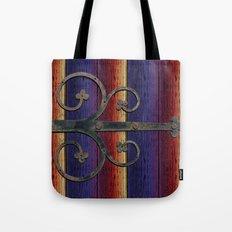 Locks Tote Bag