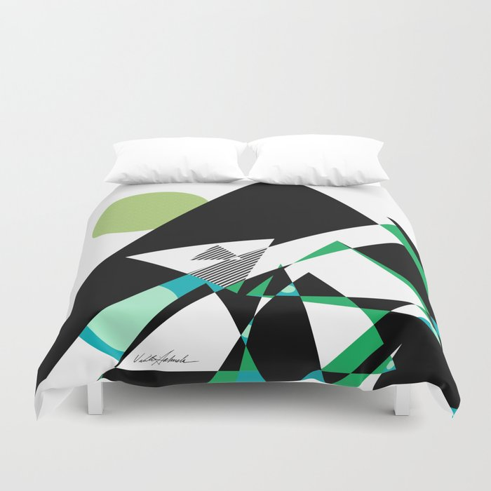 The Summit Duvet Cover