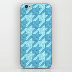 squid houndstooth iPhone & iPod Skin