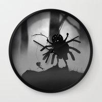 Limbo Kid Wall Clock