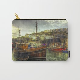 Mevagissy Trawler Carry-All Pouch