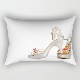 fashion hills shoes Rectangular Pillow