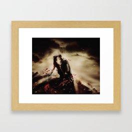 Outlaw Queen - Epic Framed Art Print