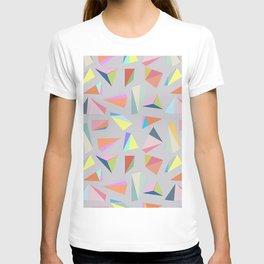 Colour Diamond Grey T-shirt