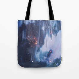 Twinkle Little Stars Tote Bag