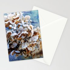 Frozen Poetry Stationery Cards