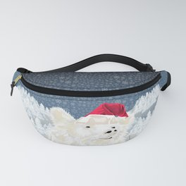 Beary Merry Christmas Fanny Pack