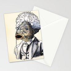 Carp Twain Stationery Cards