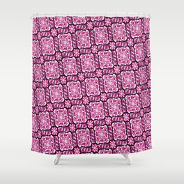 Abstract Pattern 3 Shower Curtain