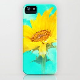 It's the sunflower iPhone Case