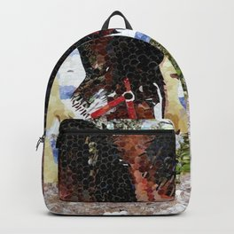 Clydesdales Backpack