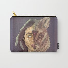 Nature's a Comin' Carry-All Pouch