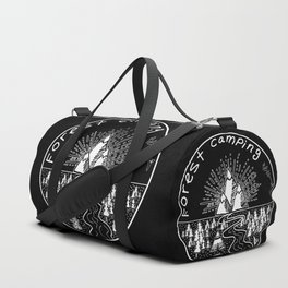 Forest camping Duffle Bag