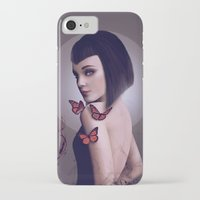 rogue iPhone & iPod Cases featuring Rogue by Whendell