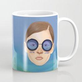 Cry Me A River Coffee Mug