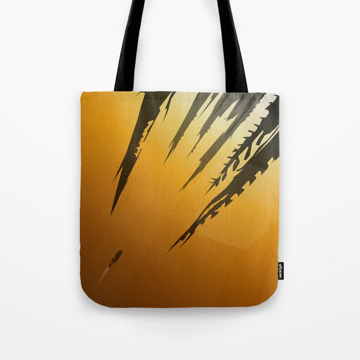Star Trek Minimalist Tote Bag