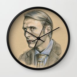 Hannibal Wall Clock