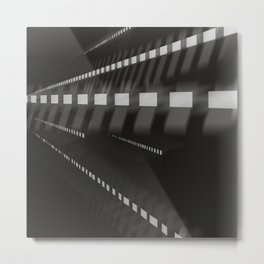Dominoes Metal Print