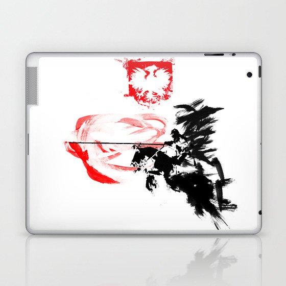 Polish Hussar - Poland - Polska Husaria Laptop & iPad Skin