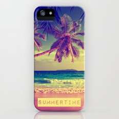 Summertime - for iphone iPhone (5, 5s) Slim Case