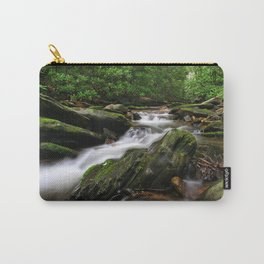 Rushing By Carry-All Pouch