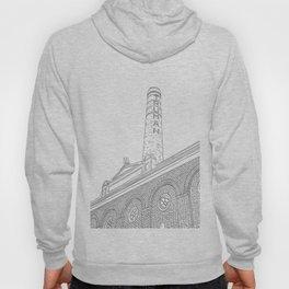 London Truman Chimney - Line Art Hoody