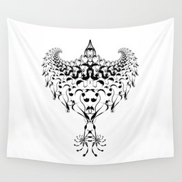 Tribal Eagle Wall Tapestry