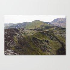 ICELAND V Canvas Print