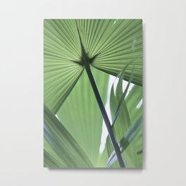 Botanic Touch Light Metal Print