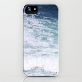 Roaring Ocean Waves iPhone Case