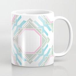 Pastel Diamonds Coffee Mug