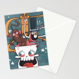 Do You Voodoo? Stationery Cards