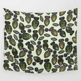 Gemstones 5 Wall Tapestry