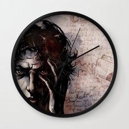 """""""CH"""" Cluster Headache Wall Clock"""
