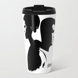 Shameless Ian Gallagher and Mickey Milkovich Travel Mug