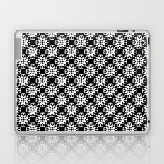 Black and White Custom Pattern Laptop & iPad Skin