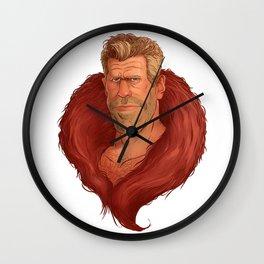Perlman Wall Clock