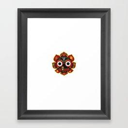 Sri Jagannatha Framed Art Print