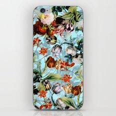SUMMER BOTANICAL VI iPhone & iPod Skin