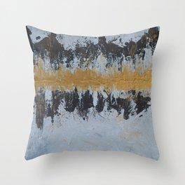 Paloma Dorada Throw Pillow