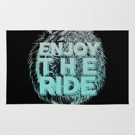 Enjoy the ride Rug