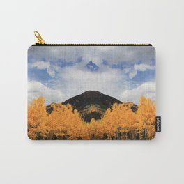 Aspens in Colorado Carry-All Pouch
