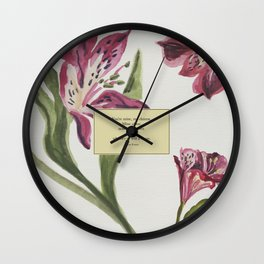 You're mine...Jamie Fraser. Outlander. Wall Clock
