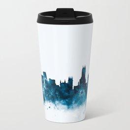 Madrid Skyline Travel Mug